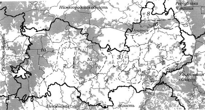 Ботанико-географическое районирование